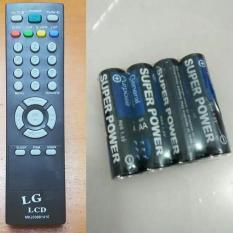 Remot/Remote TV LG LCD/LED/PLASMA/Slim Fit/Flat Baru  Aksesoris TV