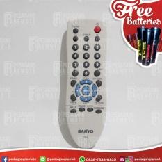 Remot/Remote TV Sanyo Tabung KXADA  JXPSG Ori/Original