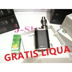 Rokok elektrik eleaf istick pico 75W - Black - gratis liquid liqua original