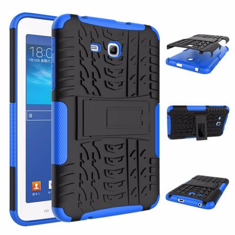 Home; RUGGED ARMOR Samsung Galaxy Tab 3 Lite 7.0 Inch 3V T110 T111 Case Shockproof