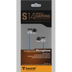 S14 - kworld gaming earphones