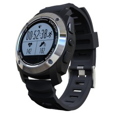 S928 GPS Tracker Bluetooth Sports Smart Watch Outdoor Band MTK2502 IP66 Waterproof with Heart Rate Monitor Pressure Passometer - intl