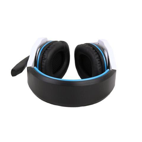 SADES Sa903 7.1 Surround Stereo Sound USB Headset Game + Built IN Kartu Suara 4