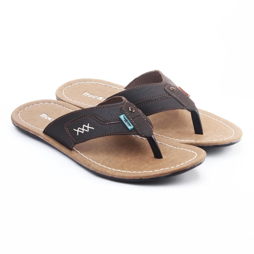 Salvo / fashion pria / sandal / sandal flat / sandal pria / sandal gunung / sendal / sendal pria / sendal gunung  ZR-coklat