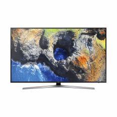 Samsung 43 Inch Certified UHD 4K Flat Smart TV 43MU6100 - Nasional