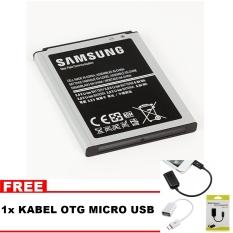 Samsung Baterai Galaxy Core 2 - G355H + Kabel OTG Micro Usb
