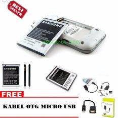 Samsung Baterai Galaxy Young / GT-S5360 + Bonus Kabel OTG Micro usb