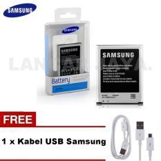 Samsung Batery Galaxy ACE 3 Batery S7270 / S7272 - Batery Original + Gratis Kabel Data Micro USB Samsung