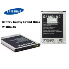 Samsung Battery type GT-i9082 Kapasitas 2100mAh Baterai For Galaxy Grand Duos - Original