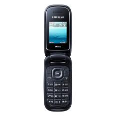 Samsung Caramel GT-E1272 Dual SIM - 32MB - Black