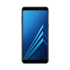 Samsung Galaxy A8 2018 - 4/32 GB - 4G LTE - Black