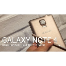 Samsung Galaxy Note 4 - 5,7