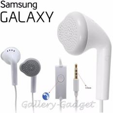 Samsung Handsfree / Headphones / Earphone / Haedset Galaxy Young Gallery Gadget - Putih