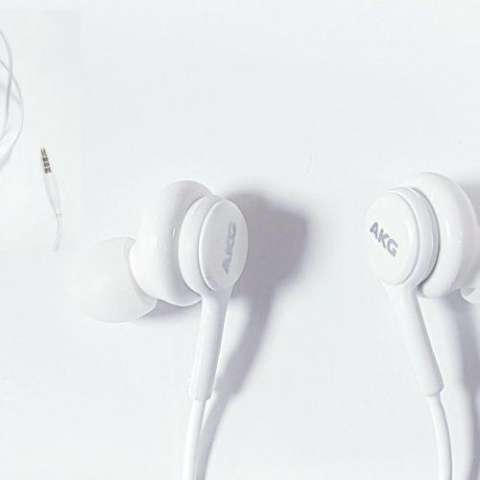Home; Samsung Handsfree Headset Handset Earphone S8 / S8+ AKG 3.5mm Earphone /Headset