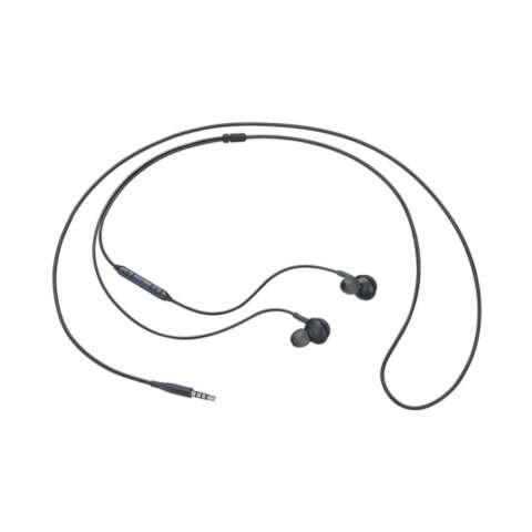 Samsung Handsfree S8 AKG Super Bass 3.5mm Earphone/Headset Black - Original
