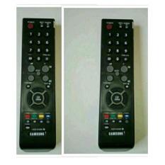 Samsung Remote TV,Flat,Slim Tabung - Hitam