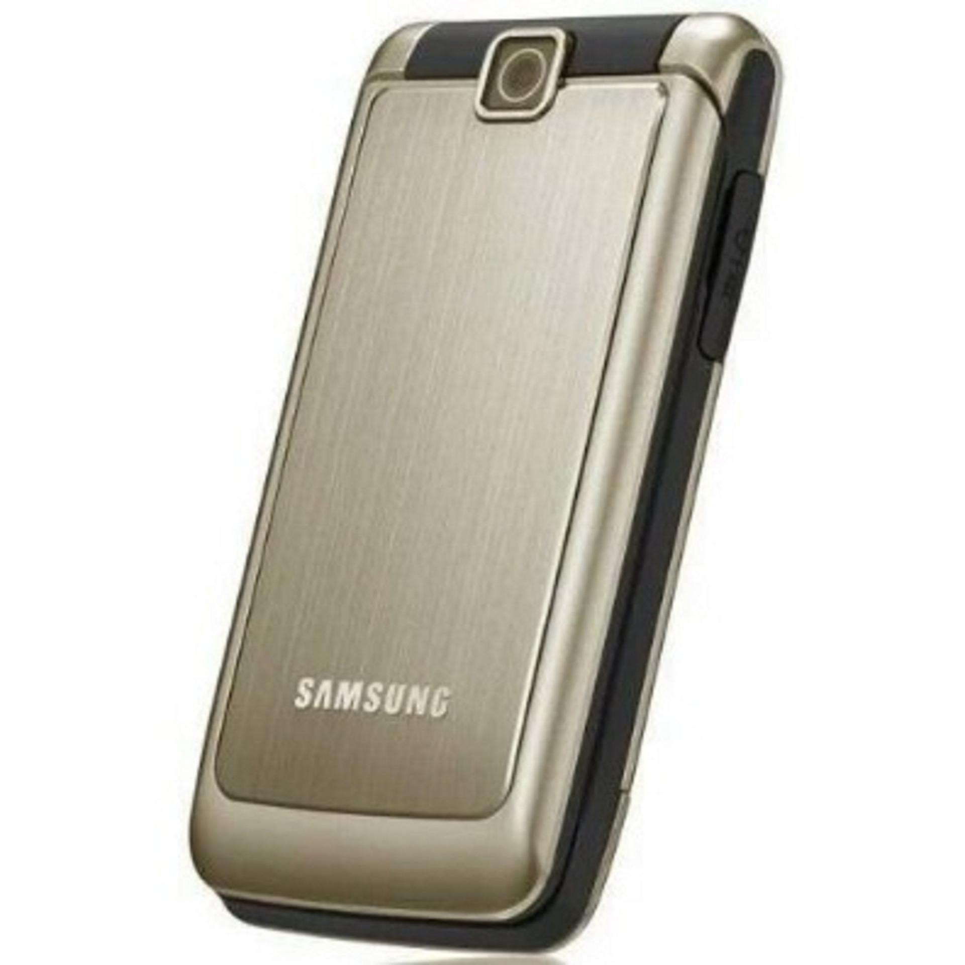 SAMSUNG S3600i FLIP BRAND NEW REFURBISHED