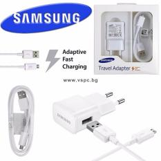 Samsung Travel Charger Fast Charging 15W with Micro USB Cable For Note 4 / Note 5 / S6 - Original
