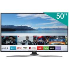 SAMSUNG UHD 4K CERTIFIED HDR LED SMART TV 50 Inch UA50MU6100