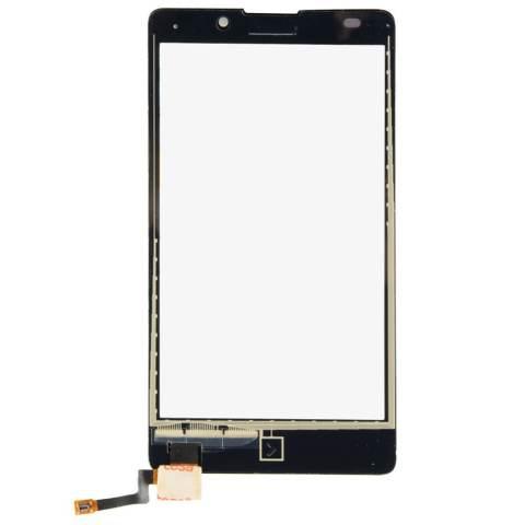 Digitizer Layar untuk Nokia XL RM 1030 RM 1042 (Hitam)--Intl 3