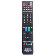 Sharp GB004WJSA Universal Remote Control for All Sharp BRAND TV, Smart TV - 1 Year Warranty - intl