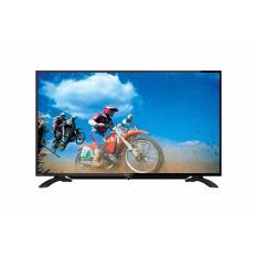 "Sharp LED TV 40"" LC40LE295I – Hitam - Khusus Jadetabek"