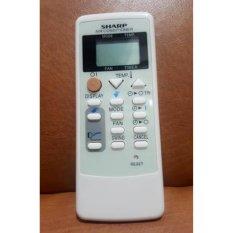 Sharp Plasmacluster Remote Ac - Putih