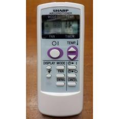 Sharp Remot Control AC Original - Putih