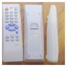Sharp Remote Control tv  tabung biasa-putih -tabung