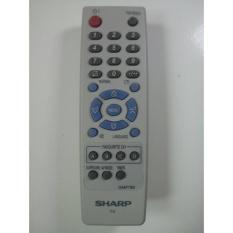 Sharp Remote TV Tabung GA797SB - Putih