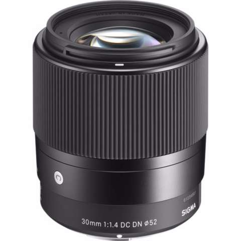 Sigma 30mm f/1.4 DC DN Contemporary Lens for Sony E - (Free Lenspen Pembersih Lensa) 1