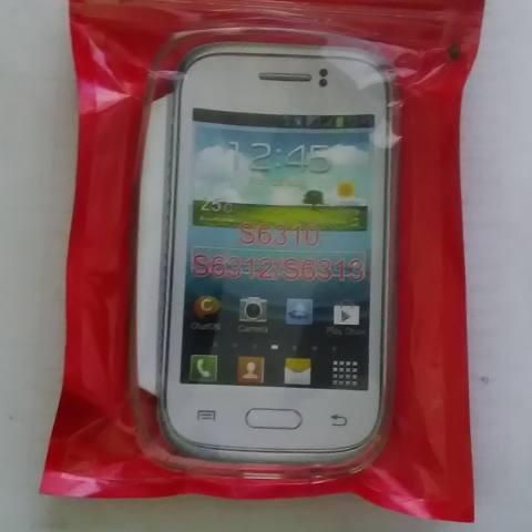 Silikon Samsung Galaxy Young S6310 / S6312 / S6313 Softcase Kondom Samsung Galaxi Yong S 6310