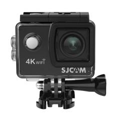 SJCAM Action Camera SJ4000 AIR 16MP 4K Waterproof 30M - Hitam