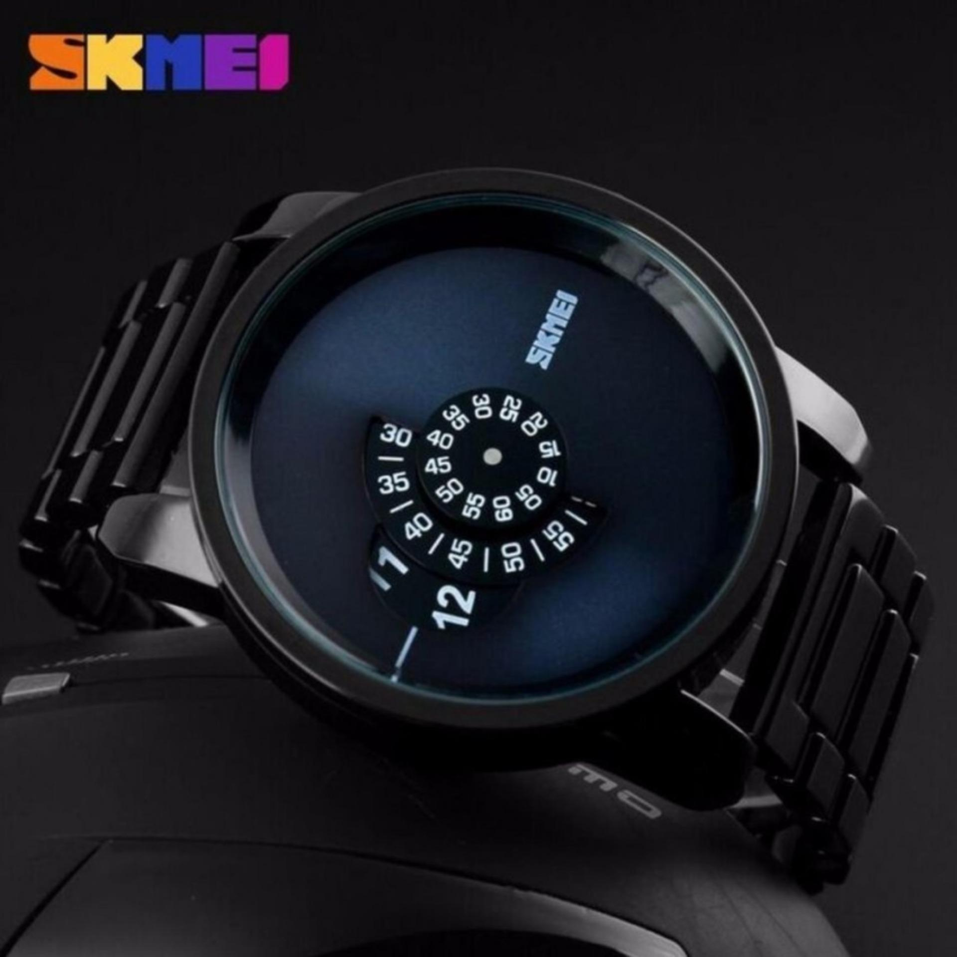 Skmei Casio Man Sport Led Watch Anti Air Water Resistant Jam Tangan Periksa Calvin Klein Quartz