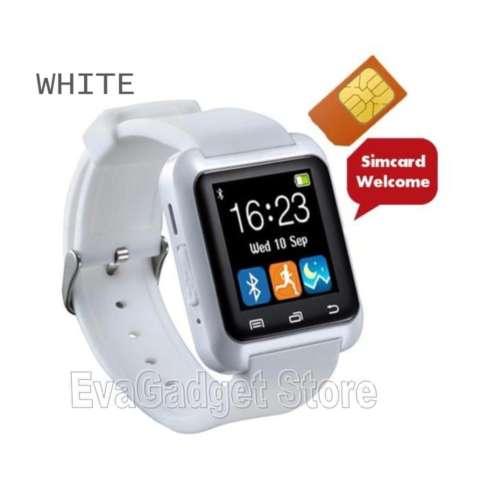 Smart Watch U8 DELTA - Smartwatch JAM TANGAN PINTAR SIM CARD
