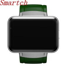Smartch DM98 Bluetooth Smart Watch 2.2 inch Android 4.4 OS 3G Smartwatch Phone MTK6572 Dual Core 1.2GHz 4GB ROM Camera WCDMA GPS - intl