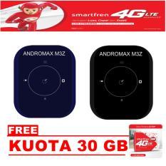 Smartfren Modem Mifi Andromax M3Z 4G LTE + Bonus Kuota Up to 30GB (Syarat dan ketentuan dari samrtfren) - Warna Random