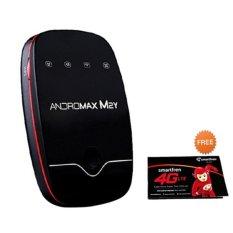 Smartfren Modem MiFi Mobile Andromax M2Y + Free Kartu Perdana Smartfren - Hitam