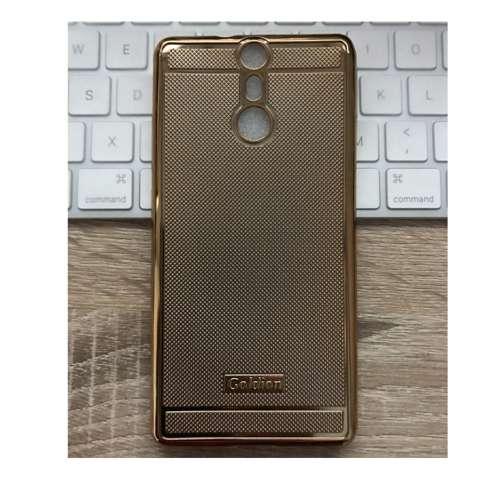 soft case For Infinix X521 Hot S Crome Ultrathin Air case Emas