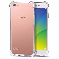 Softcase Silicon Anti Shock / Anti Crack Elegant Softcase  for Oppo Neo 7 (A33) - White Clear