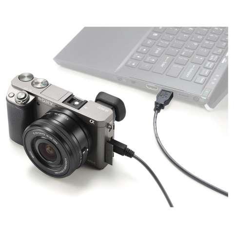 SONY Alpha 6000 Gray with 16-50mm Lens Mirrorless Camera a6000 - WiFi 24.3MP Full HD (Garansi 1th) + SanDisk 16gb + Screen Guard + Filter 40.5mm + Camera Bag + Takara ECO-193A 7