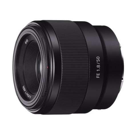 SONY Alpha A7 ILCE-7 Kamera Mirrorless with SONY FE 50mm F1.8 Lensa Kamera 1