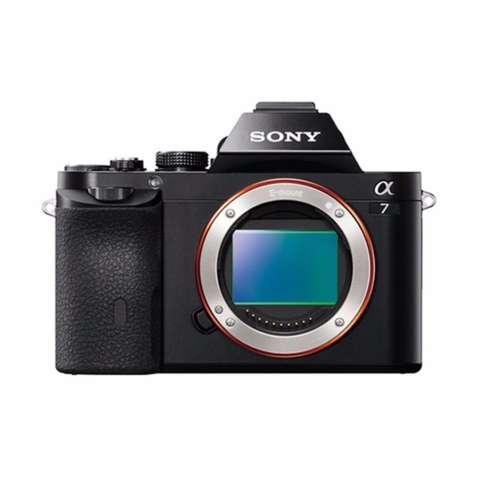 SONY Alpha A7 ILCE-7 Kamera Mirrorless with SONY FE 50mm F1.8 Lensa Kamera 4