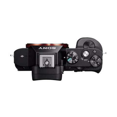 SONY Alpha A7 ILCE-7 Kamera Mirrorless with SONY FE 50mm F1.8 Lensa Kamera 2