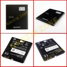 Sony Baterai / Battery BA900 For Sony Xperia J / Xperia TX / Xperia GX - Original [ grozir zone ]