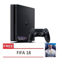 SONY Playstation 4 Slim 500GB Garansi SONY CUH-2006A + FIFA 18