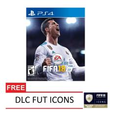 SONY PS4 Game FIFA 18