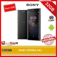 SONY XPERIA XA2 - 32GB - RAM 3GB - 23MP - Garansi 1 Thn -Original 100%