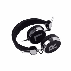 "Suara Intone HD870 Headphone Stereo On-Ear Bandung Photo: ""-Anak/Dewasa Portable Dilipat With Mikrofon (HITAM)"