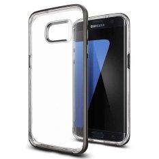 Spigen Samsung Galaxy S7 Edge Case Neo Hybrid Crystal - Gun Metal